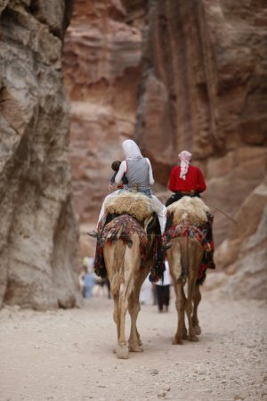 Asie Moyen-Orient Jordan Petra