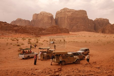Asie Moyen-Orient Jordan Wadi Rum