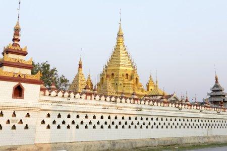 asien myanmar inle lake nyaungshwn pagode