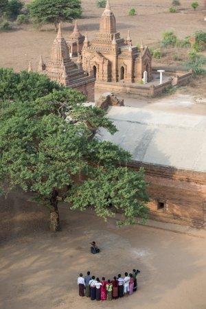 ASIA MYANMAR BAGAN TOURISM