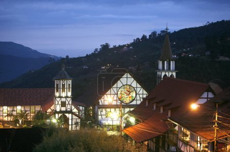 traditional Black Forest Houses in Venezuela