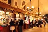 Vnitřní trh na náměstí Rynek Główny