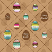 Easter eggs and beads