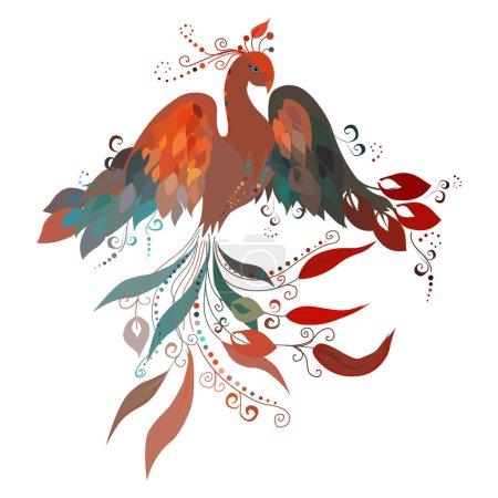 Beautiful  Firebird.