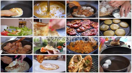 Montage - Home Cooking Food