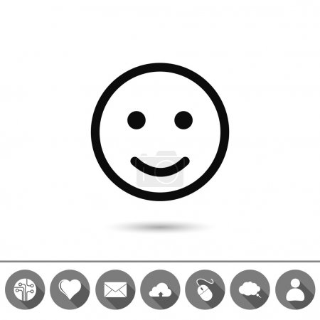 Smile Icon design