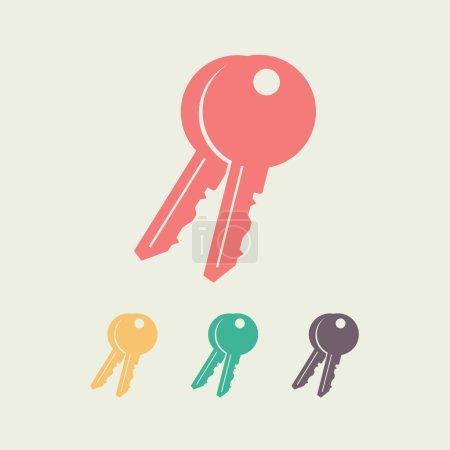 Illustration pour Icône pour votre site web - image libre de droit