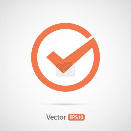 Confirm icon design