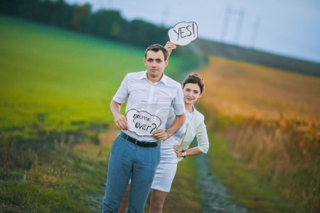 couple beau mariage