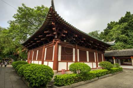 Guangxiao temple on the guangxiao road. one of the...