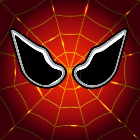 mask superhero Spiderman