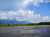 Grand Teton National Park is a United States National Park located in northwestern Wyoming,