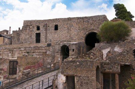 The Roman City of Pompeii