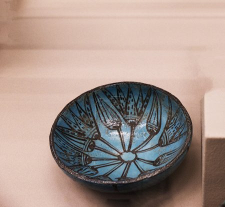 Ancient Egyptian Pottery Bowl