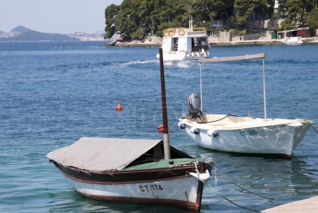 Cavtat is a lovely town by the sea in Croatia Europe