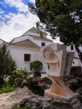 The Village of Mijas in Andalucia Southern Spain