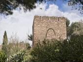 Vesnice mijas v jižní Španělsko Andalusie