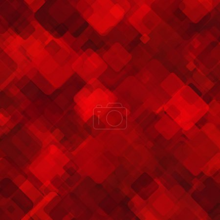 Abstract geometric background  consisting of overlapping square elements