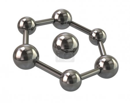 science molecule icon