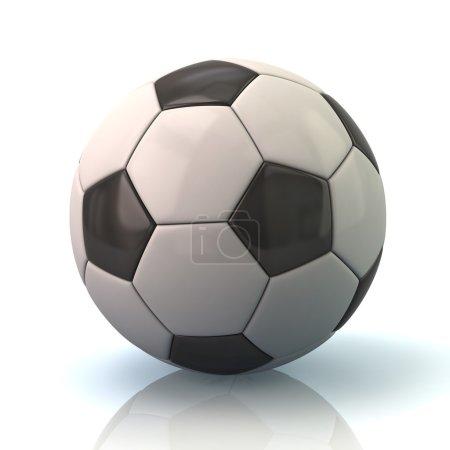 Soccer ball symbol
