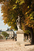 Luxembourg Gardens in Paris, France