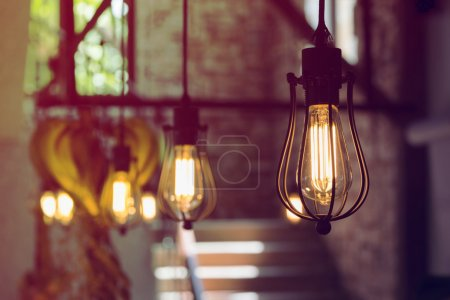 light lamp electricity hanging decorate home interior