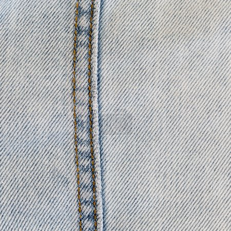 Jeans texture clothing fashion background of textile industrial