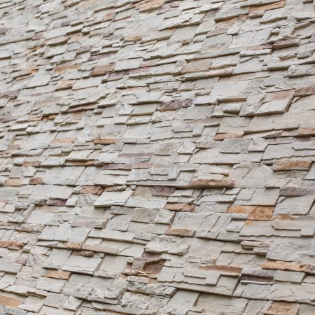 pattern of decorative stone wall background