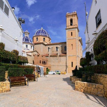 Church in Altea
