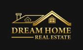 Dream Home Real Estate Logo