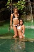Playboy Model Jessica Lewis - Brunette -- Profesional Blond Model Morissa Rocco - Best Friends