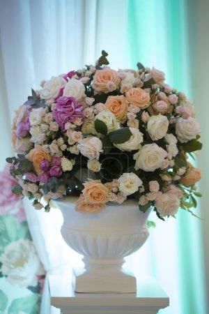 decorativo ramo de flores