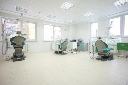 Stomatology working place