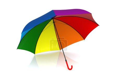 Colourful Umbrella