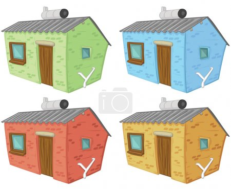 South African RDP Housing