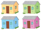 RDP Housing in South Africa's rural areas Reconstruction Development Program initiated by South African Government