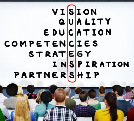 Target Strategy Vision Concept