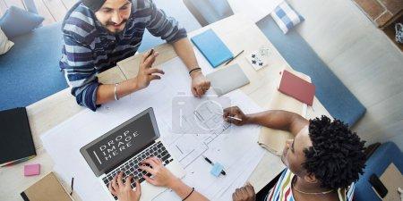 Interior Designer Team Concept