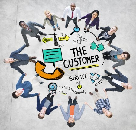 The Customer Service Assistance