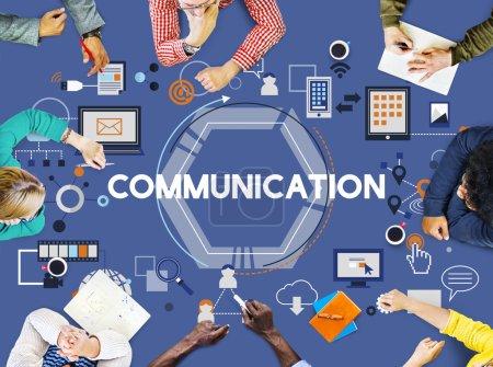 Communication Connection Concept