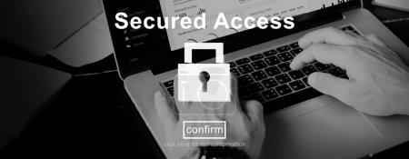 Secured Access, Protection Concept