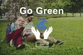 Jdi zelená ekologické koncepce
