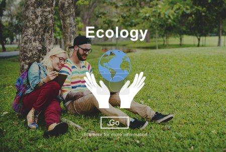 Ecology Environmental Concept
