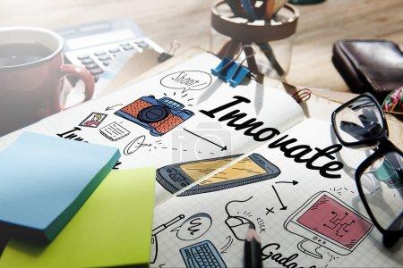 Innovate, Development Vision Concept