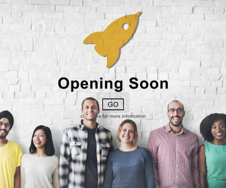 diversity people with opening soon