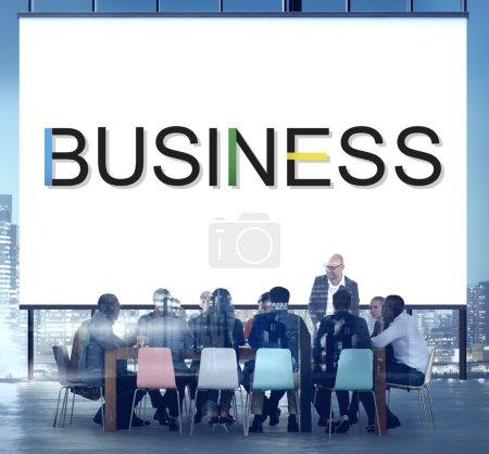 Creative Business Concept