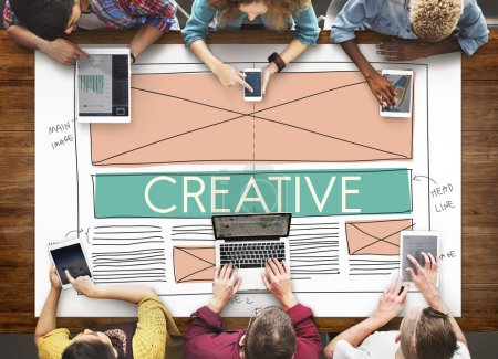 diversity people and creative