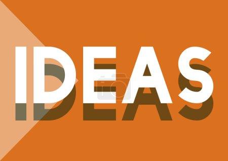 Ideas, Thinking Creative Concept