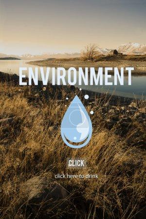 Energy, Environment Concept