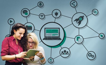 Technology Digital Share